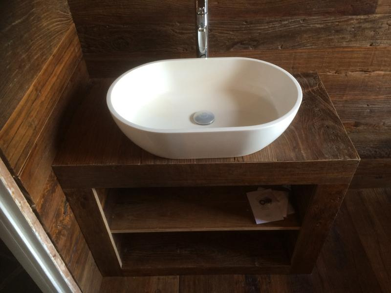 Image 18 - Canterbury Rd custom made sink unit