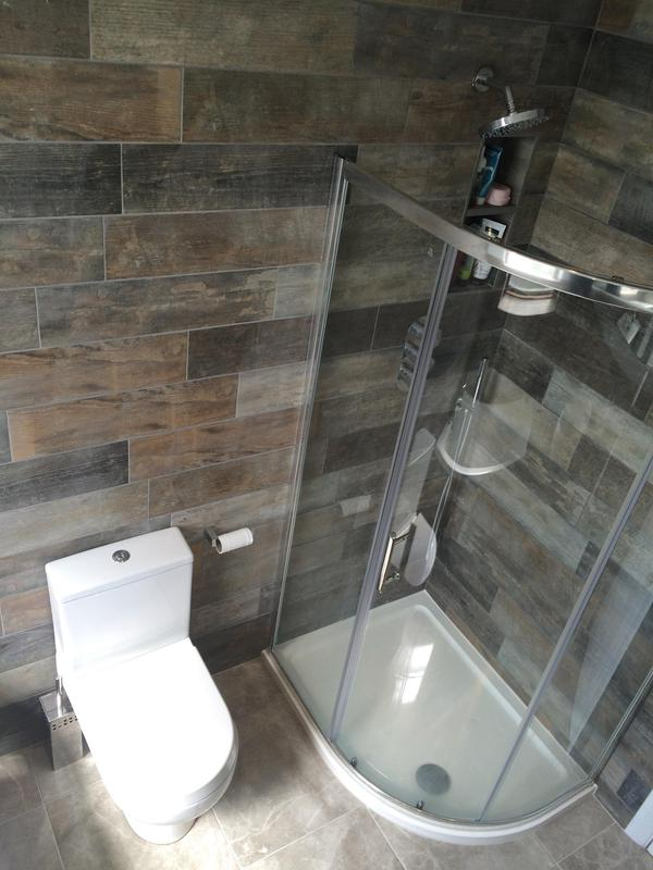 Image 91 - Bathroom restoration project in Upminster.
