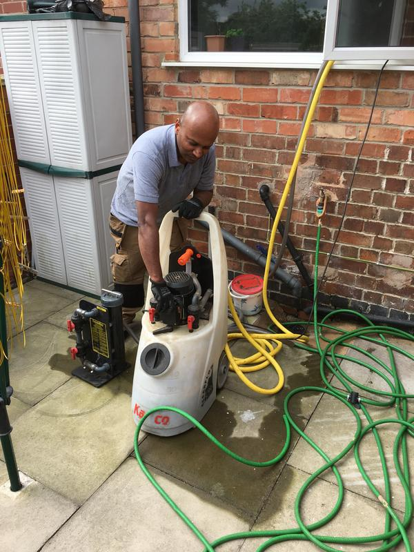 Image 12 - power flushing. We use latest equipment and top rated power flushing chemicals