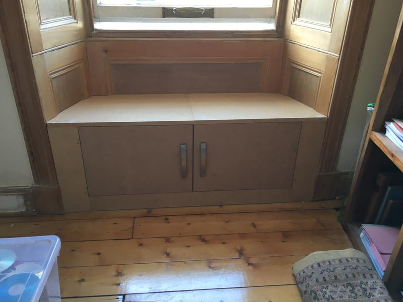 Image 38 - Window Seat, Soft Close Doors, Shelf inside