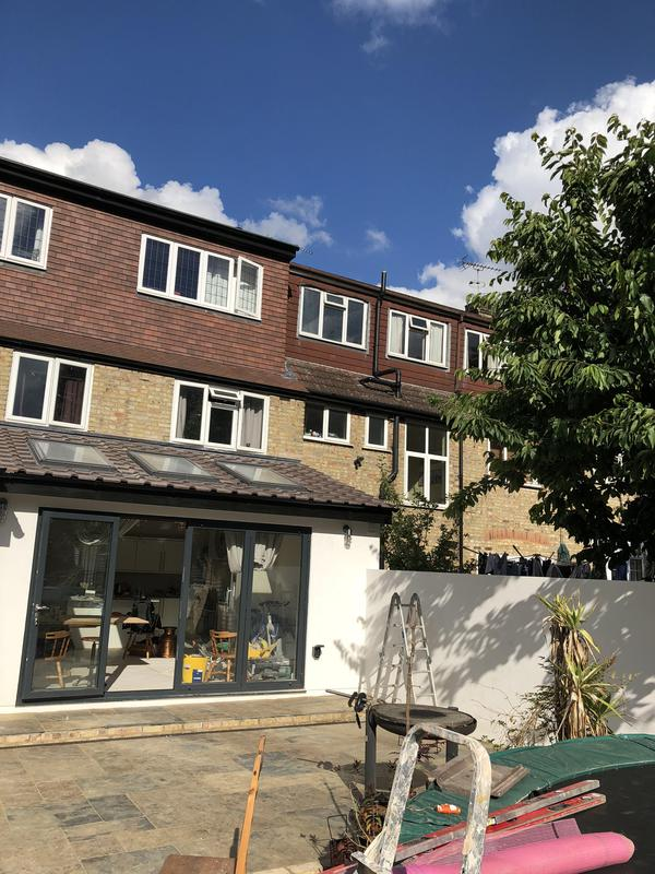 Image 13 - rear & side extension, loft conversion, full renovation, Finchley