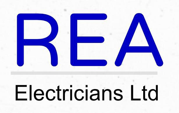 REA Electricians Ltd logo