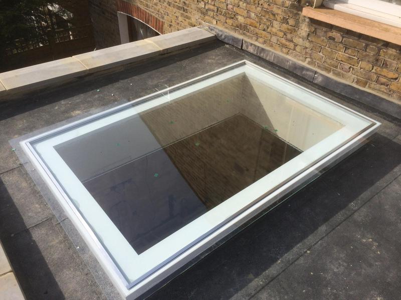 Image 32 - Skylight window - conservatory roof