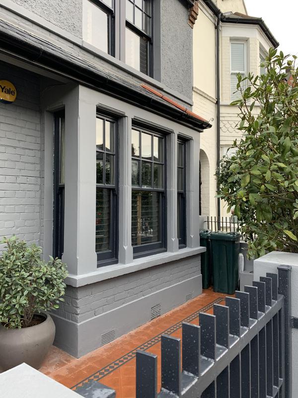 Image 5 - Exterior sash windows (after)