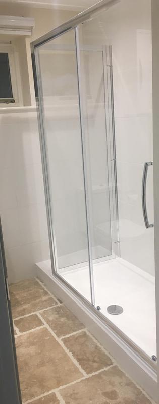 Image 157 - After - Bathroom to shower room renovation ASHFORD