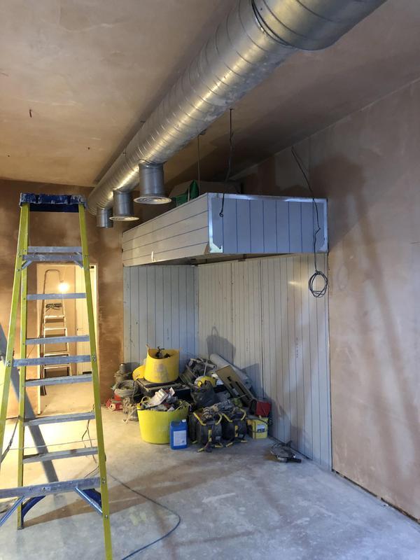 Image 2 - Northend Road shop fit out