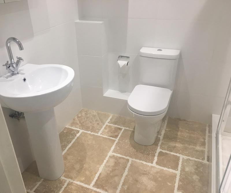 Image 162 - After - Bathroom to shower room renovation ASHFORD