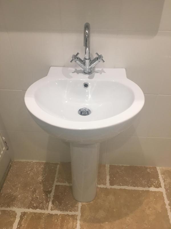 Image 163 - After - Bathroom to shower room renovation ASHFORD