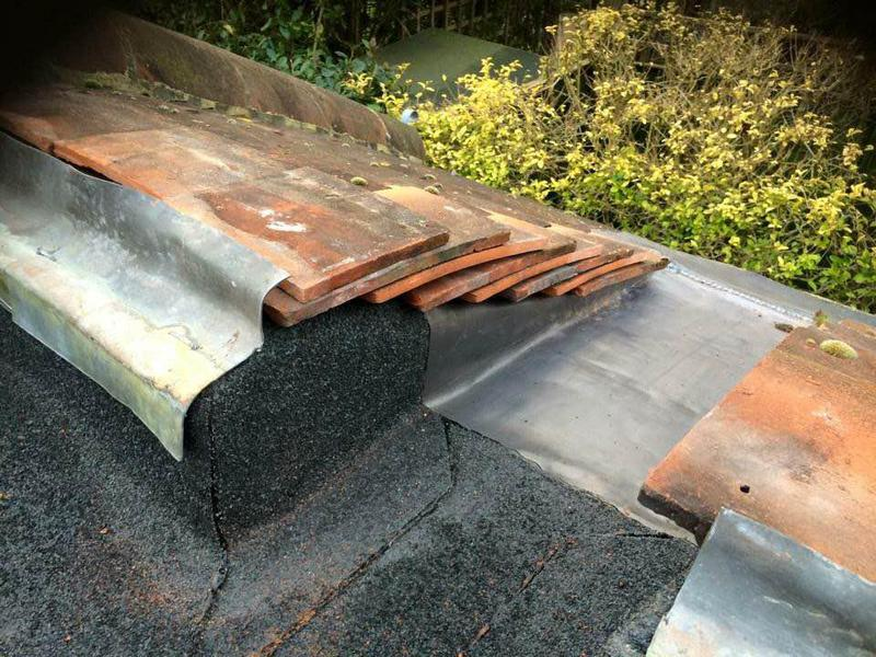 Image 4 - LEAD WORKS / OUTLETS FLAT ROOFING SYSTEMS SURREY