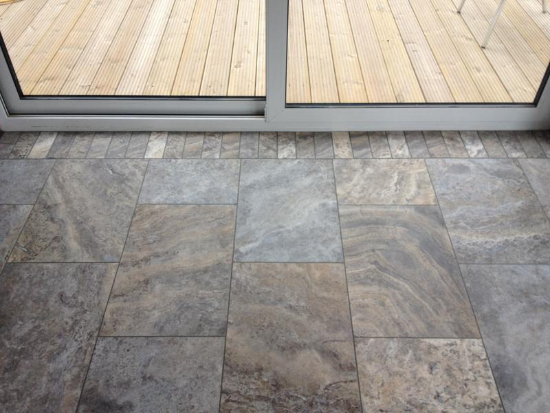 Image 24 - Silver Travertine Floor