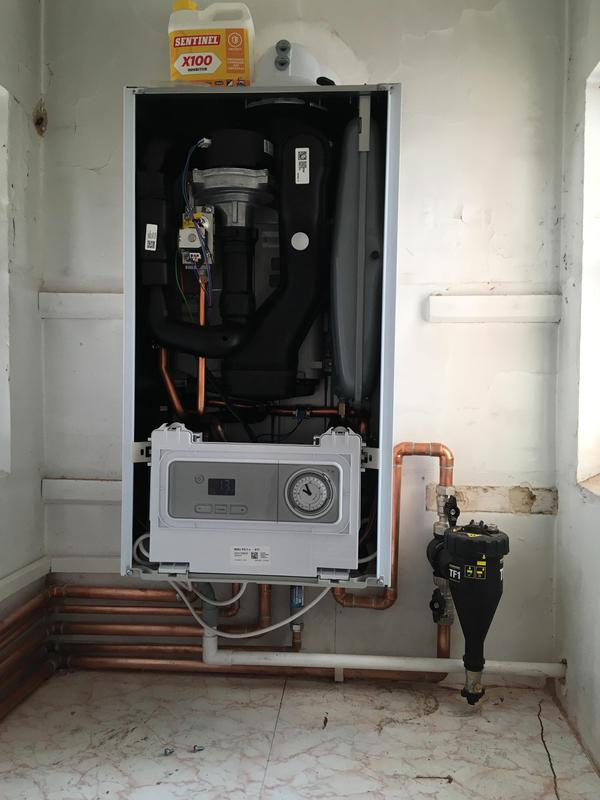 Image 7 - New Boiler fitted in Dagenham. Glow-worm