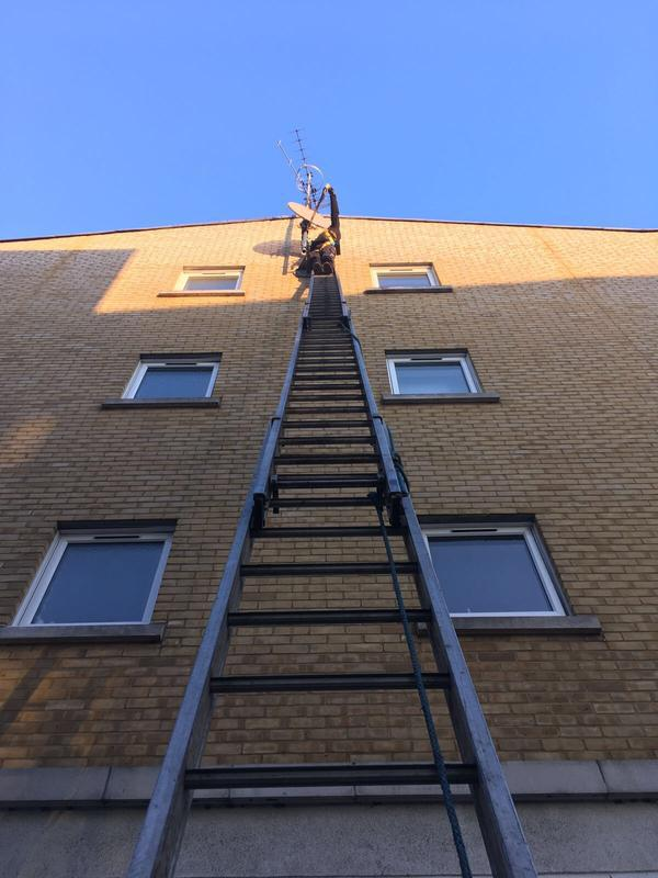 Image 1 - Special Heights Team - Qualified & Insured to work at any height
