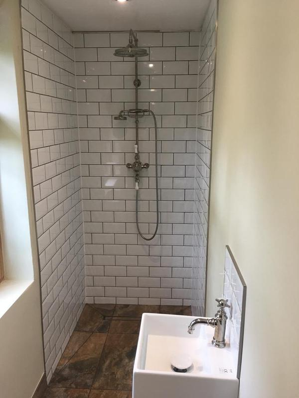Image 6 - new shower room