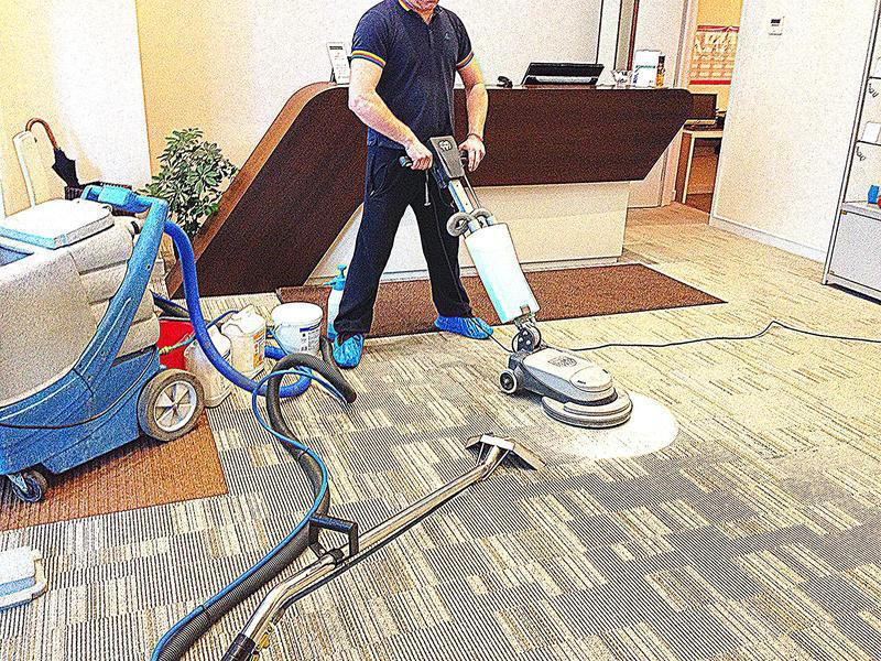 Image 6 - Domesti and Commercial Carpet cleaning in London provided by PST cleaning