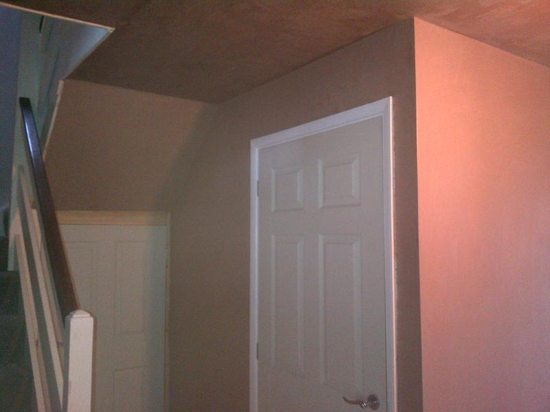 Image 1 - Skimming over old walls & ceilings
