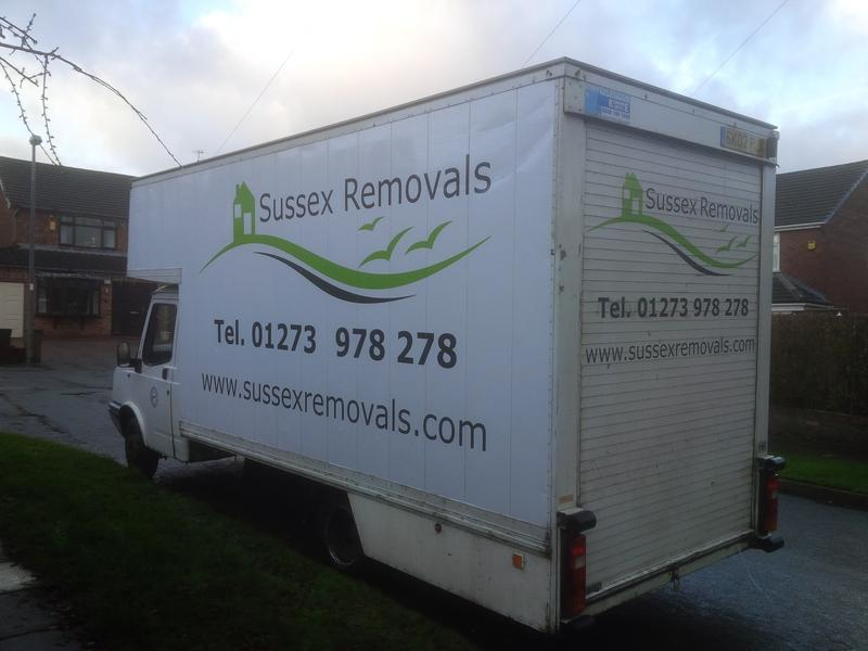 Sussex Removals & Storage Ltd t/a Sussex Removals & Storage and Bourkes Removals logo