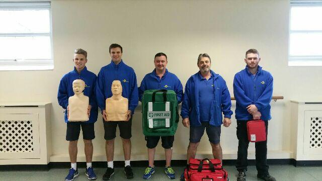 Image 25 - All staff 1st Aid Trained