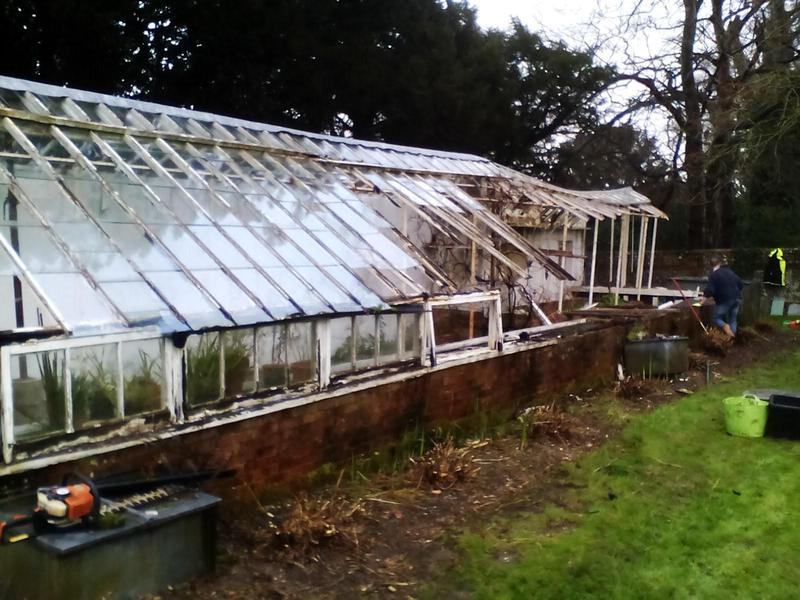 Image 6 - Before -the greenhouse