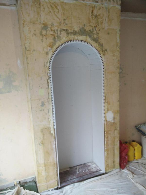 Image 11 - Before Plastering