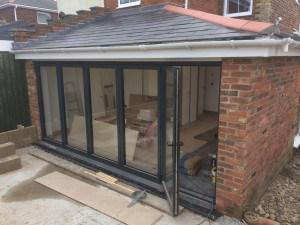 Image 34 - Extension with Bi-Folds and new kitchen