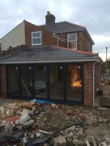 Image 33 - Extension with Bi-Folds and new kitchen