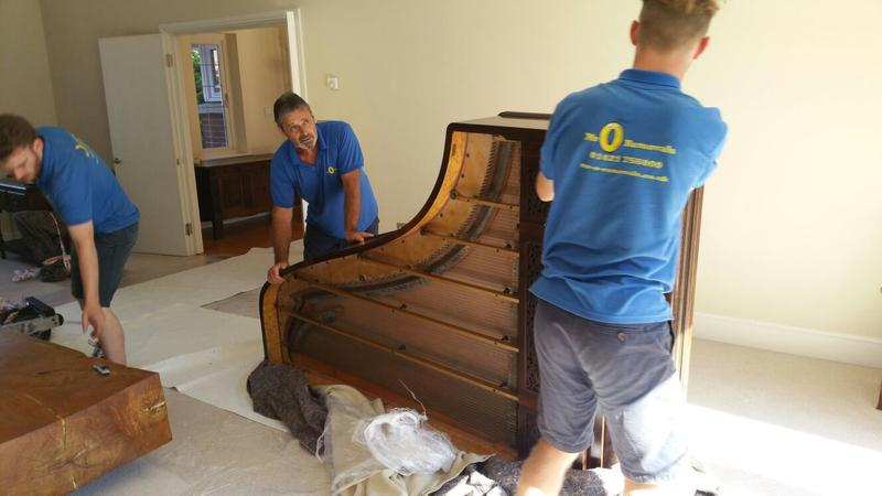 Image 32 - We can move Grand Pianos, along with Upright pianos