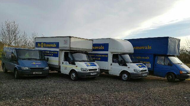 Image 15 - Mr O Removals' Vans