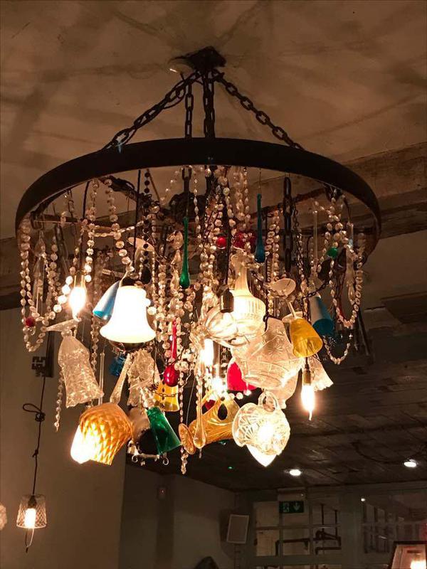 Image 6 - Pub lighting