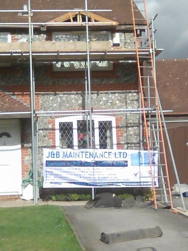 J Amp B Maintenance Roofers Amp Roofing In Watford Wd25 8hf