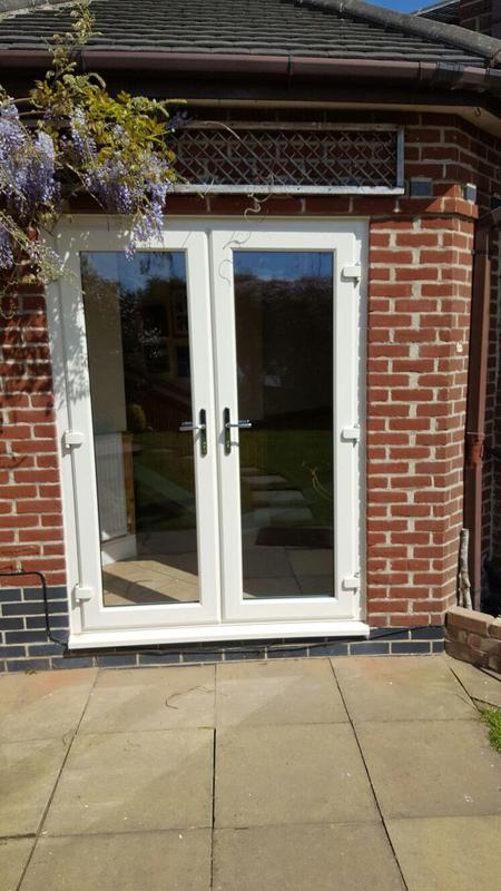 Image 19 - cream french doors