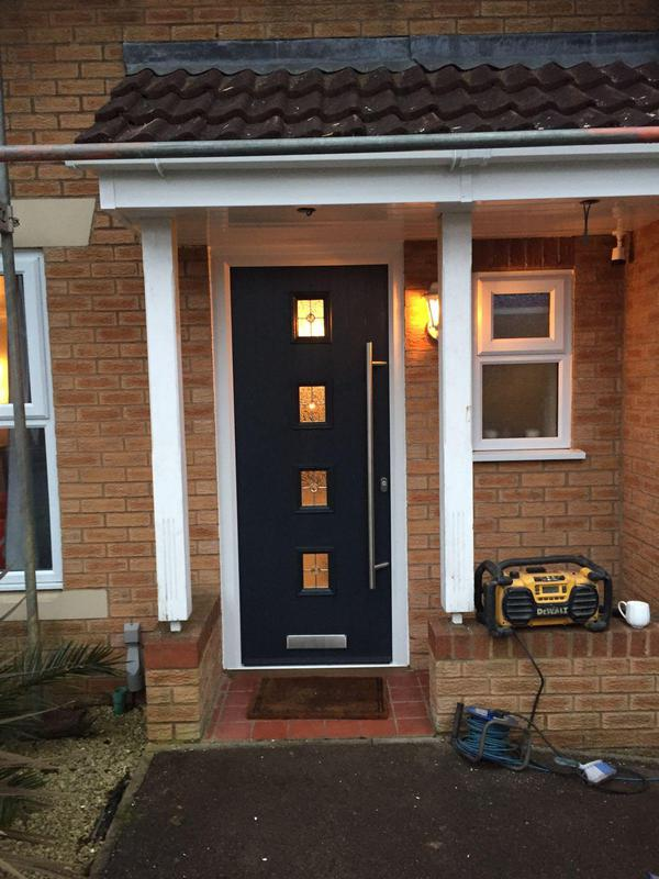 Image 15 - new composite door