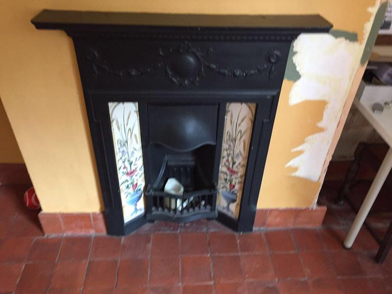 Image 54 - Fireplace removal and repair
