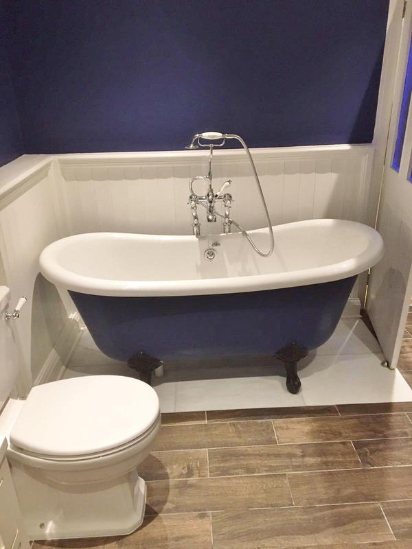 Bathrooms London Ltd logo