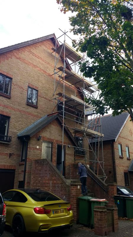 Image 31 - we have approved scafolding company that we recomend to all my custmers clean and polite