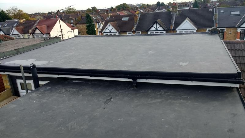 Image 36 - stepped firestone rubber roof