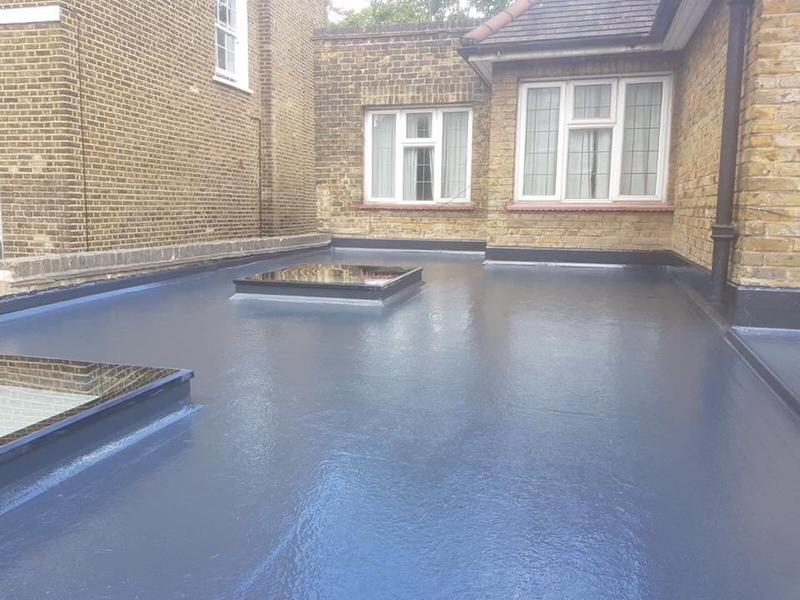 Image 3 - New roof in Hammersmith