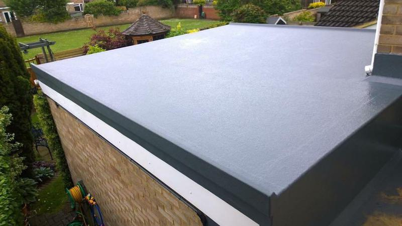 Image 4 - New grp roof in London