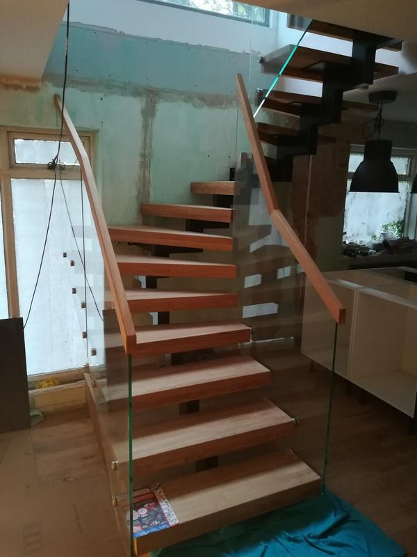 Image 17 - Bromley project. Design/supply and fit bespoke stairs