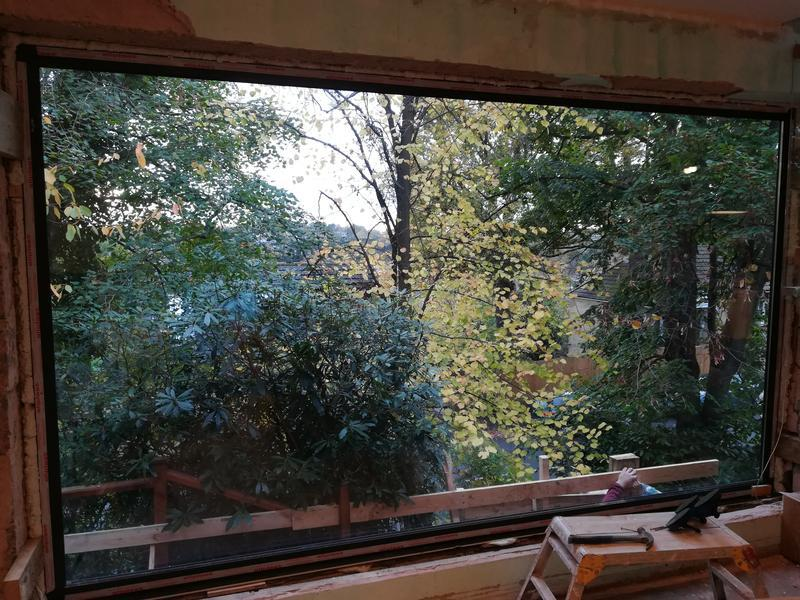 Image 15 - Bromley project.Design/supply and fit.Aluminium windows.