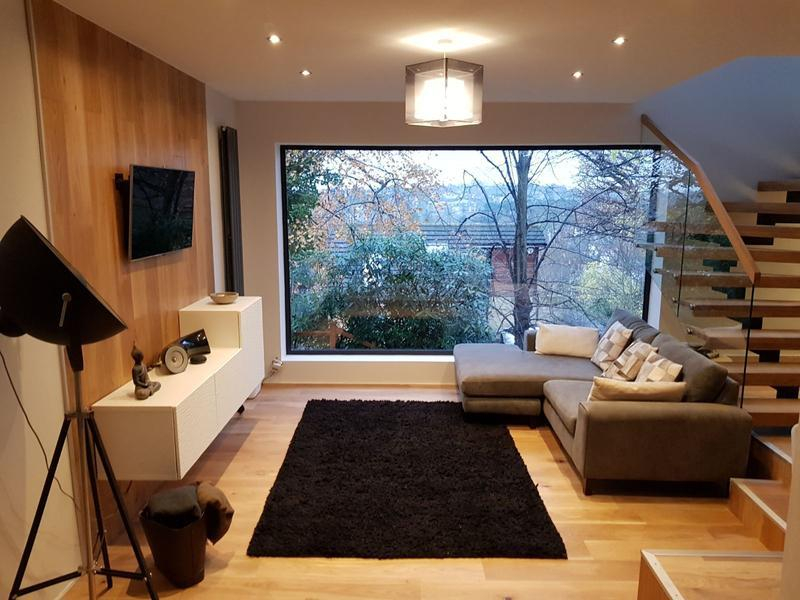 Image 11 - Bromley project.Design/supply and fit.