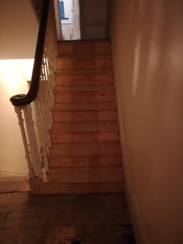 Image 37 - Staircase before