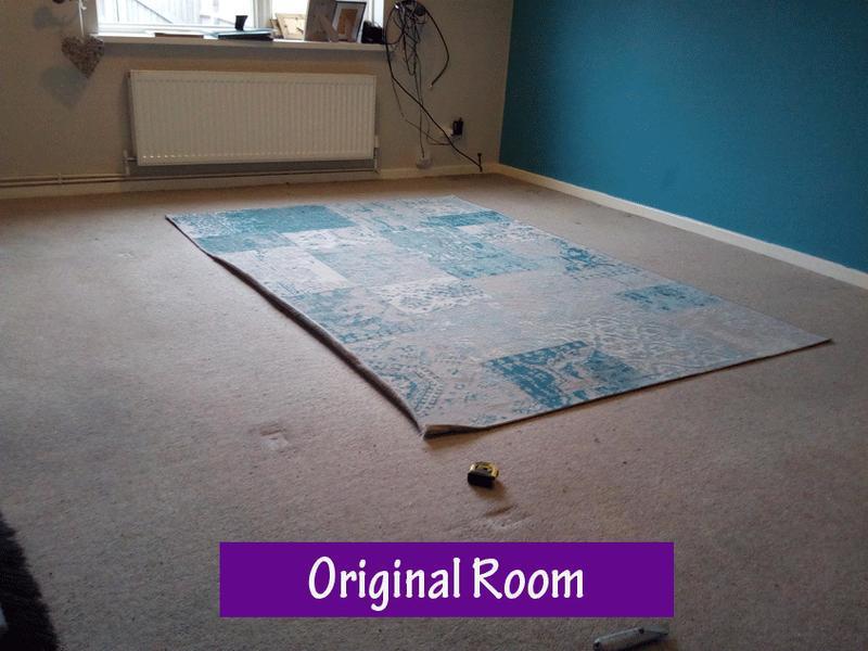 Image 7 - Original room before laminating