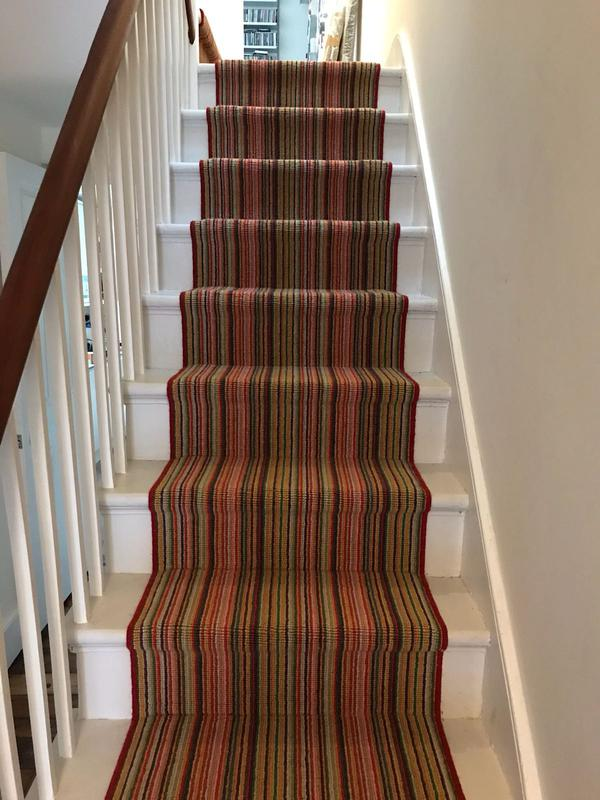 Image 53 - Stair Runners of Art deco 3PLY MIX CARPET