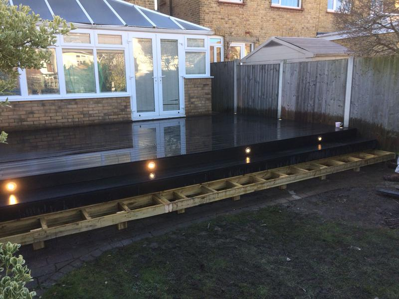 Image 11 - Decking to Transform your outside space with timber or composite decking service by JLS.