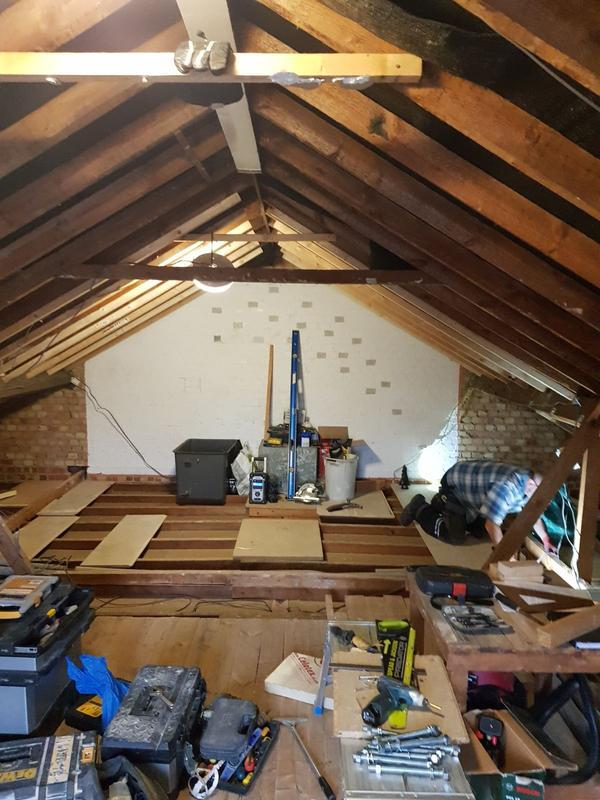 Image 8 - PHASE 1 ON LOFT CONVERSION