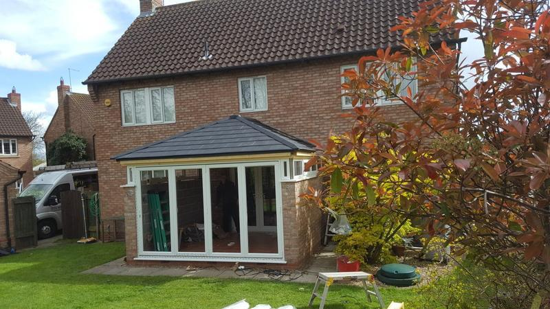 Image 12 - north muskham job with celsius roof