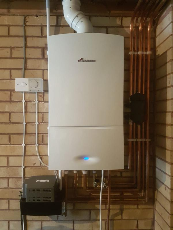 Image 16 - A recent Boiler Fit