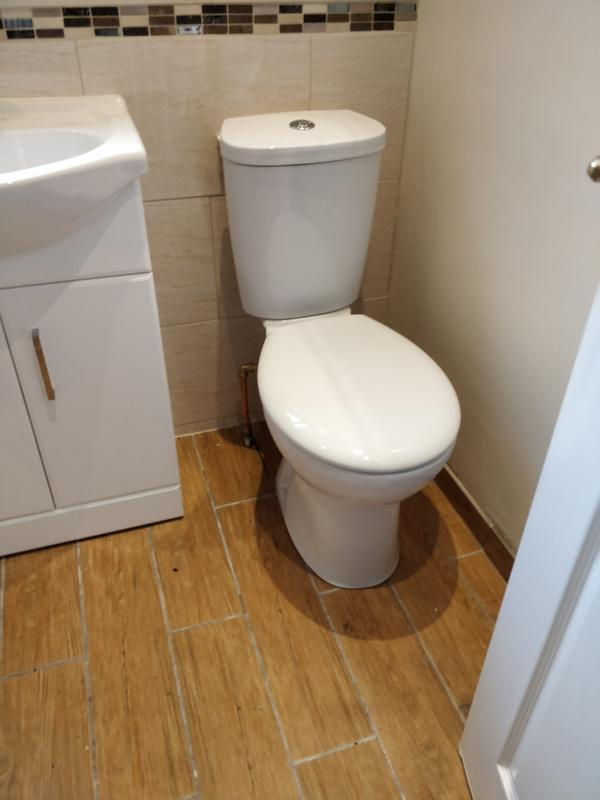 Image 53 - New toilet supplied and fitted £259