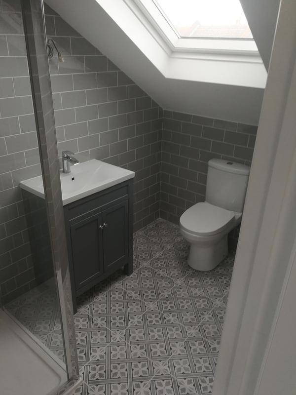 Image 18 - Full bathroom renovation