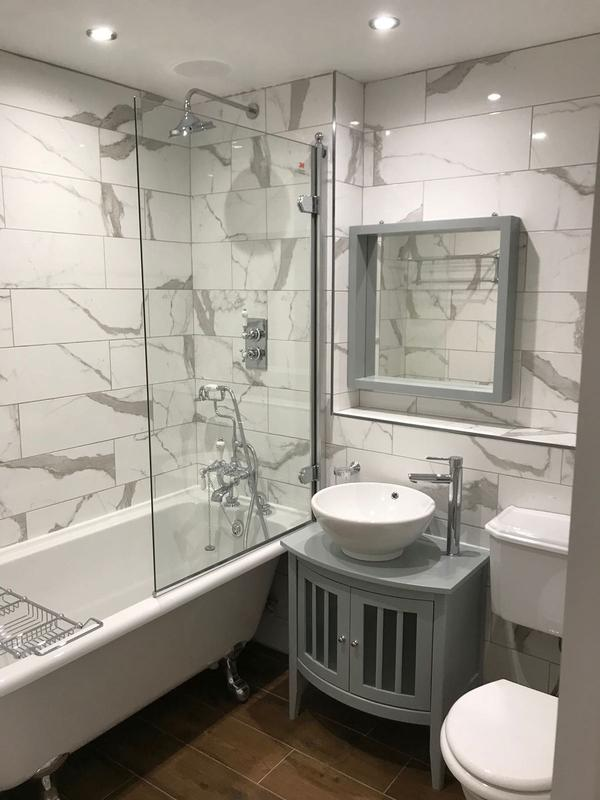 Image 3 - Completely rebuilt bathroom to client's design